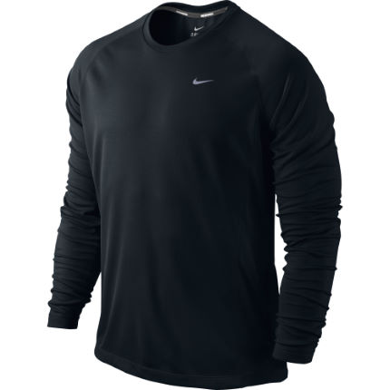 Nike Miler Long Sleeve UV (Team) - SP14
