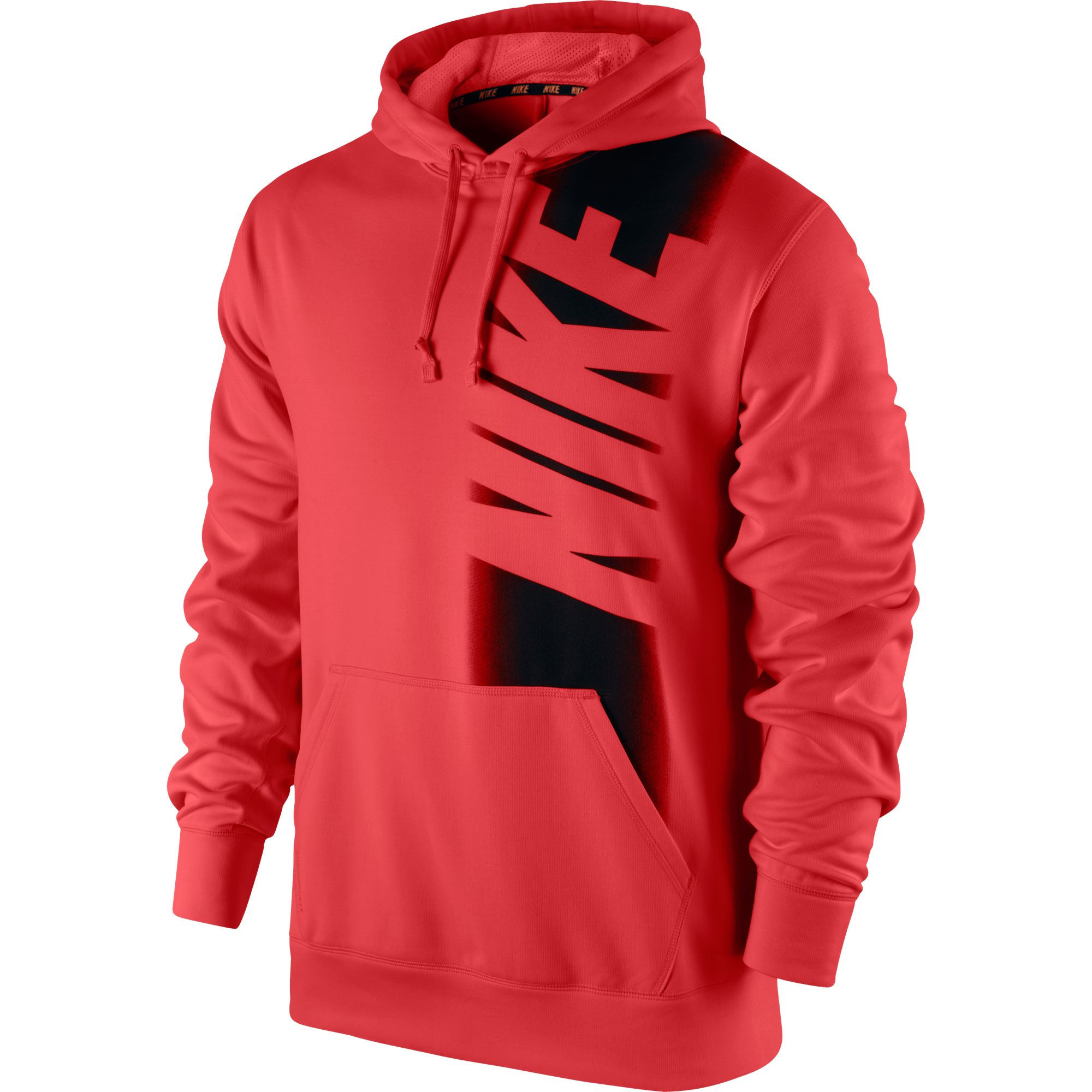 wiggle nike ko fade pull over hoodie sp14 long sleeve running tops. Black Bedroom Furniture Sets. Home Design Ideas