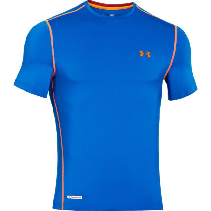 Under Armour Heatgear Sonic Fitted Short Sleeve Tee - SS14