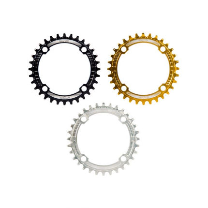 Hope Retainer Narrow/Wide Chainring Silver 30T