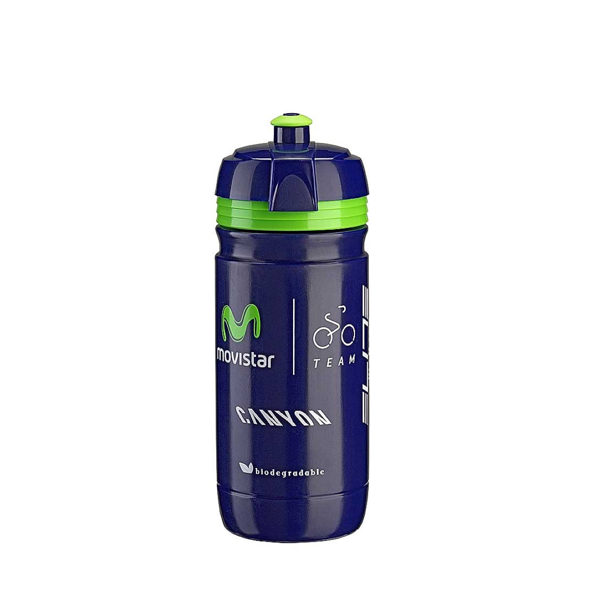 Bidon Elite Corsa Team (550 ml, 2014) - 550ml MOVISTAR Bidons