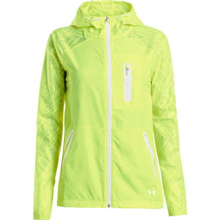 Under Armour Women's UA Qualifier Lace Jacket -  SS14