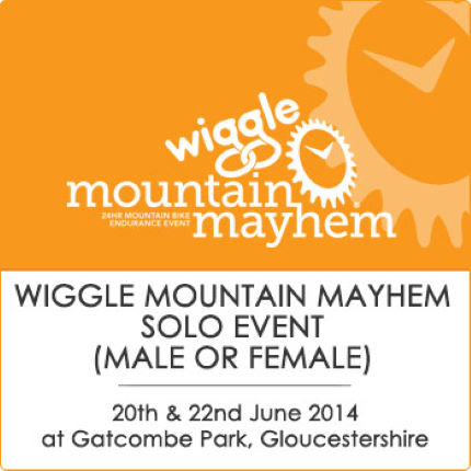 Mountain Mayhem Wiggle Solo Event 2014