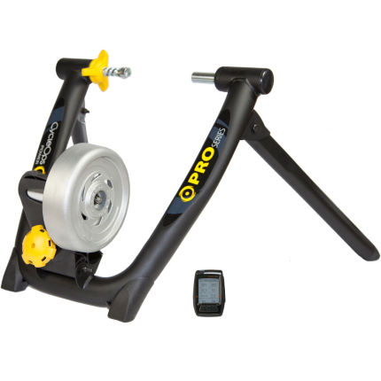 CycleOps Powerbeam Pro Tranier With Joules GPS