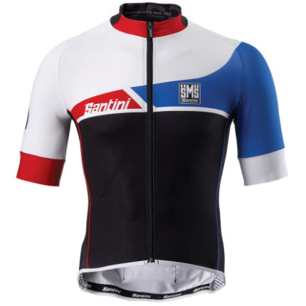 Santini Union Short Sleeve Jersey