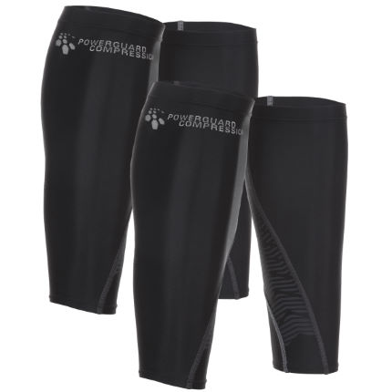 dhb Powerguard Compression Calf Guards-Pack of 2
