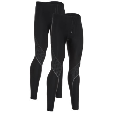 dhb Powerguard Compression Tight-Pack of 2