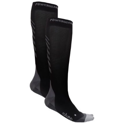 dhb Powerguard Compression Knee High Socks-Pack of  2