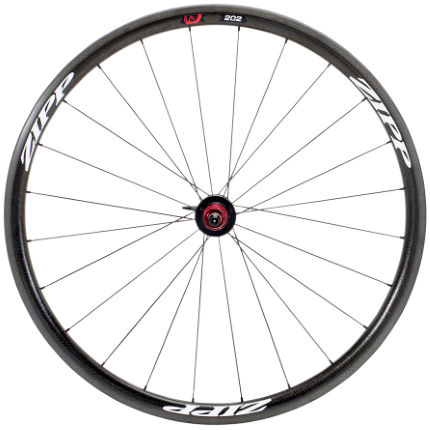 Zipp 202 Firecrest Carbon Clincher Rear Wheel 2015