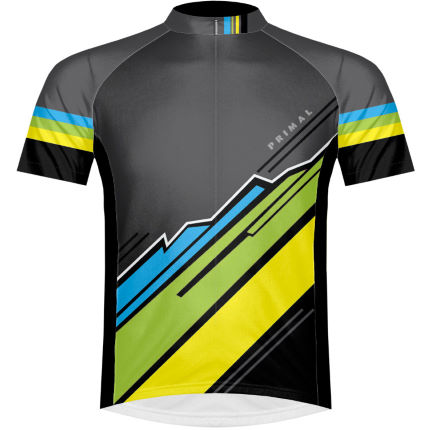 Primal Tectonic Cycling Jersey