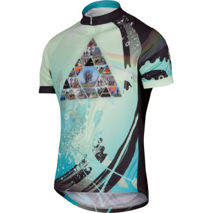 Primal Pink Floyd Covers Cycling Jersey
