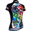 Primal Womens Tagged Short Sleeve Jersey