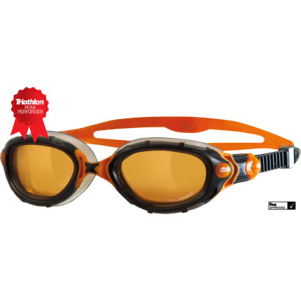 Zoggs Predator Flex Polarised Ultra Goggles