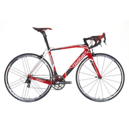 Wilier Cento1 SR Record 2014 and Free Wheels