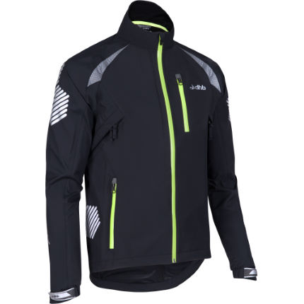 dhb Flashlight Highline wasserdichte Radjacke