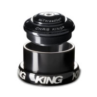 "Chris King Inset  3 1 1/8"" - 1.5"" Tapered Headset"