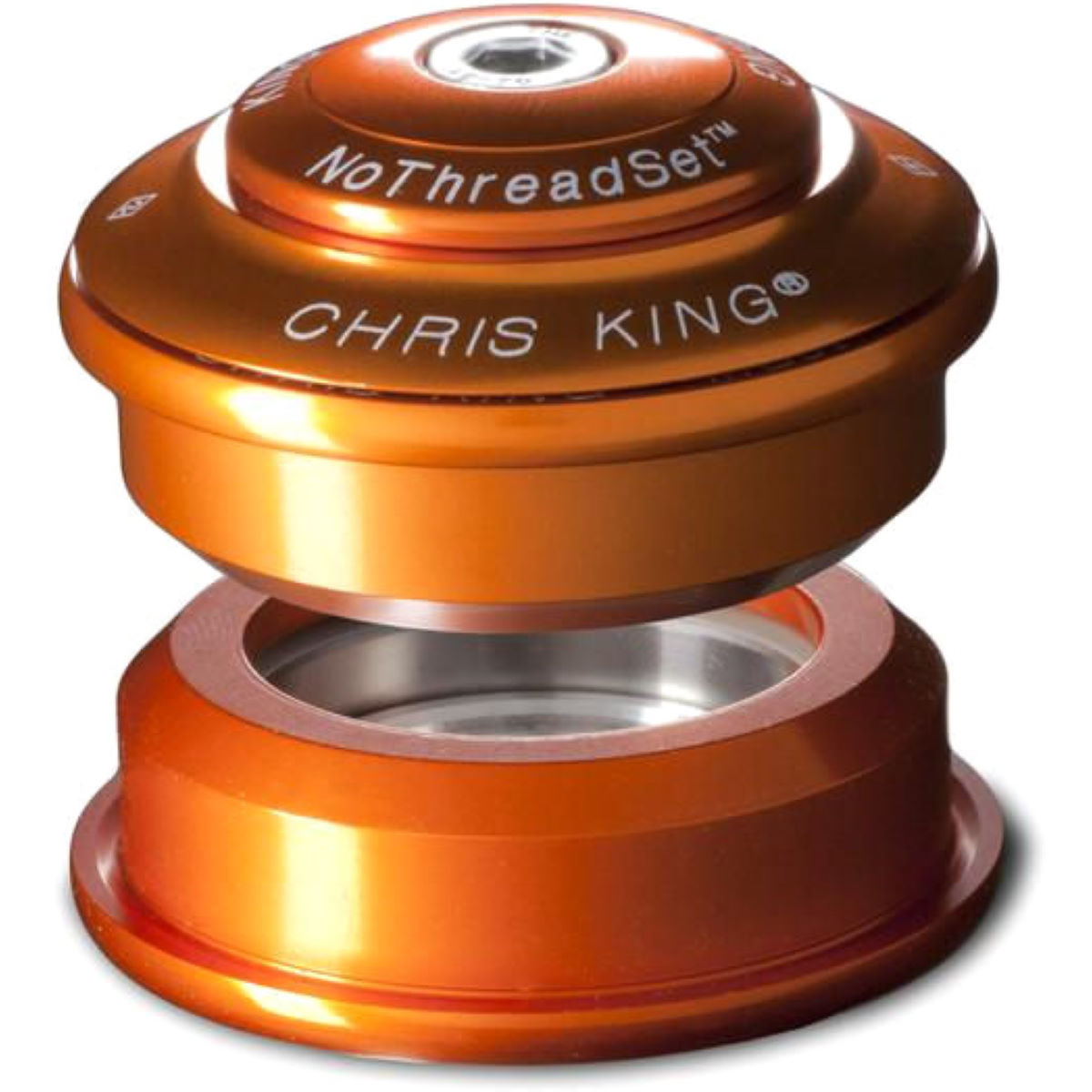Jeu de direction Chris King 1 1/8 pouce Inset 1 - 1 1/8'' Mango