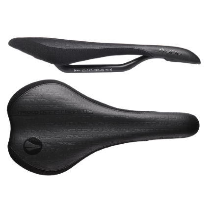 SDG Circuit MTN Saddle With Carbon Rails