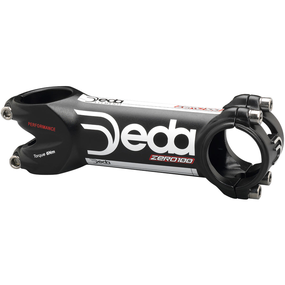 Potence Deda Zero100 Performance - 130mm Noir Potences