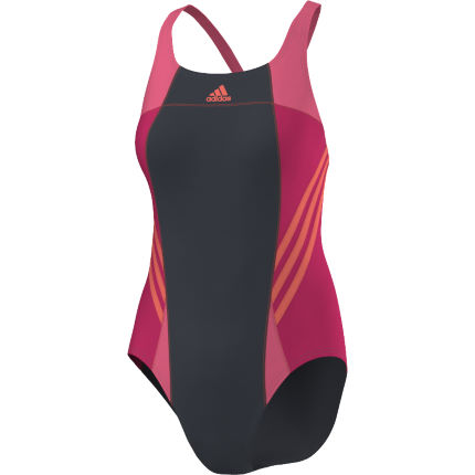 Adidas Women's Infinitex Inspiration Ath Swimsuit SS14