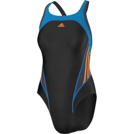 Adidas Women's Infinitex Plus adiCLUB Swimsuit SS14