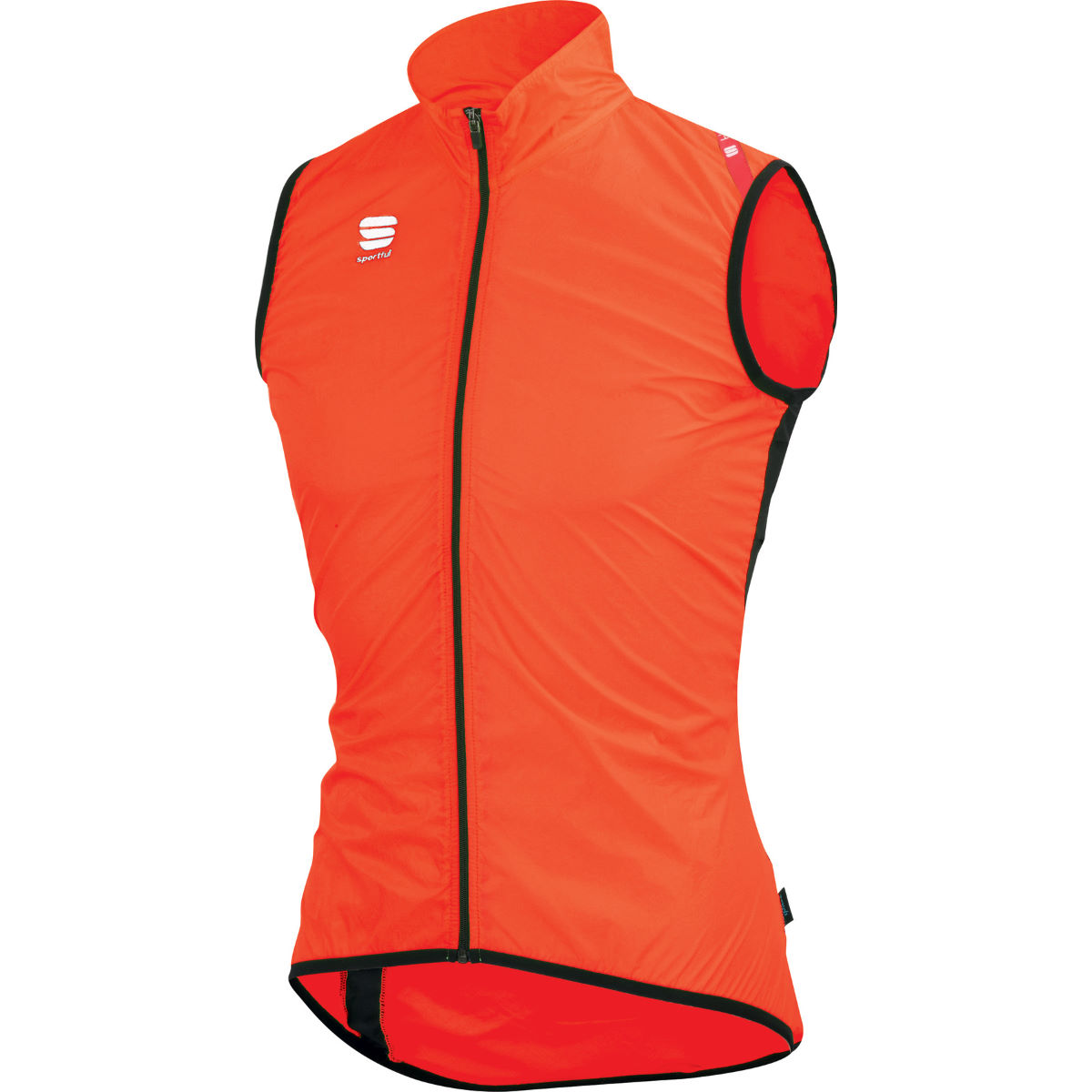 Gilet sans manches Sportful Hot Pack 5 - XS Rouge
