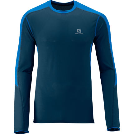 Salomon Trail Runner Long Sleeve Tee - SS14