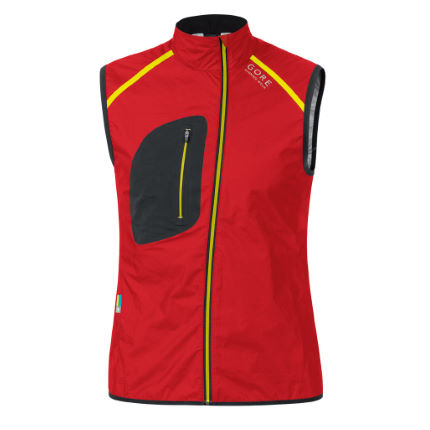 Gore Running Wear X-Run Ultra AS Light Vest - SS14