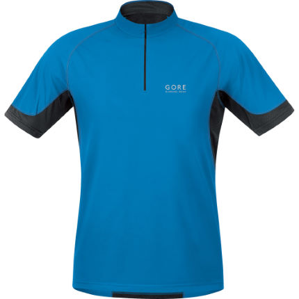 Gore Running Wear X-Running 2.0 Zip Shirt - SS14