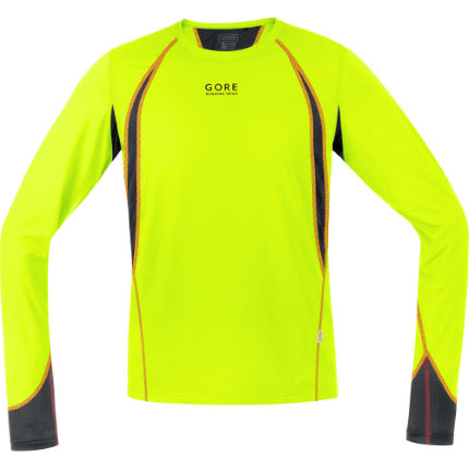 Gore Running Wear Air 4.0 Shirt Long - SS14