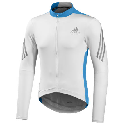 Adidas Cycling Supernova Long Sleeve Jersey