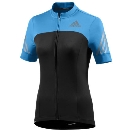 Adidas Women's Supernova Short Sleeve Jersey SS14