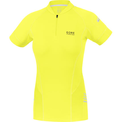 Gore Running Wear Women's Magnitude 2.0 Zip Shirt - SS14