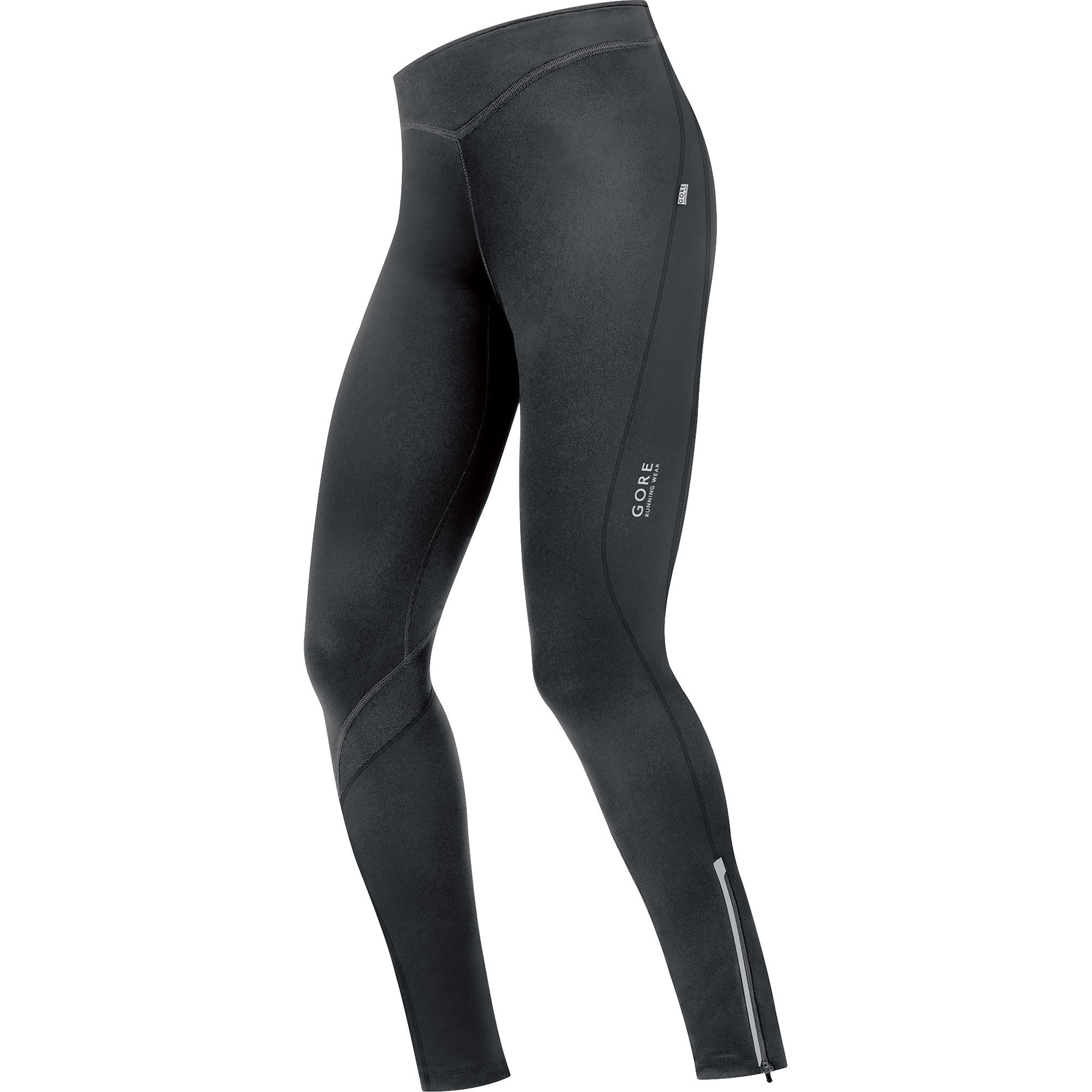 These running tights are built with premium materials to deliver all day comfort for long workouts or long weekends, and feature practical details like small pockets so your essentials go anywhere you do.