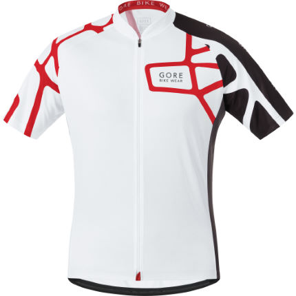 Gore Bike Wear Element Adrenaline Short Sleeve Jersey