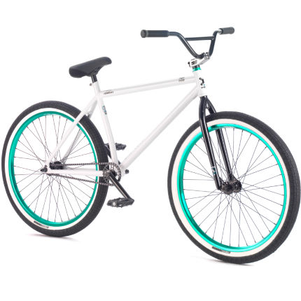 "Bombtrack Dash 26"" (White) 2014"