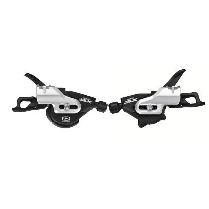 Shimano SLX M670 10 Speed Shifters I Spec B Pair