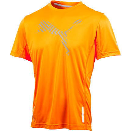 Puma Pure Night Cat Short Sleeve Tee - SS14