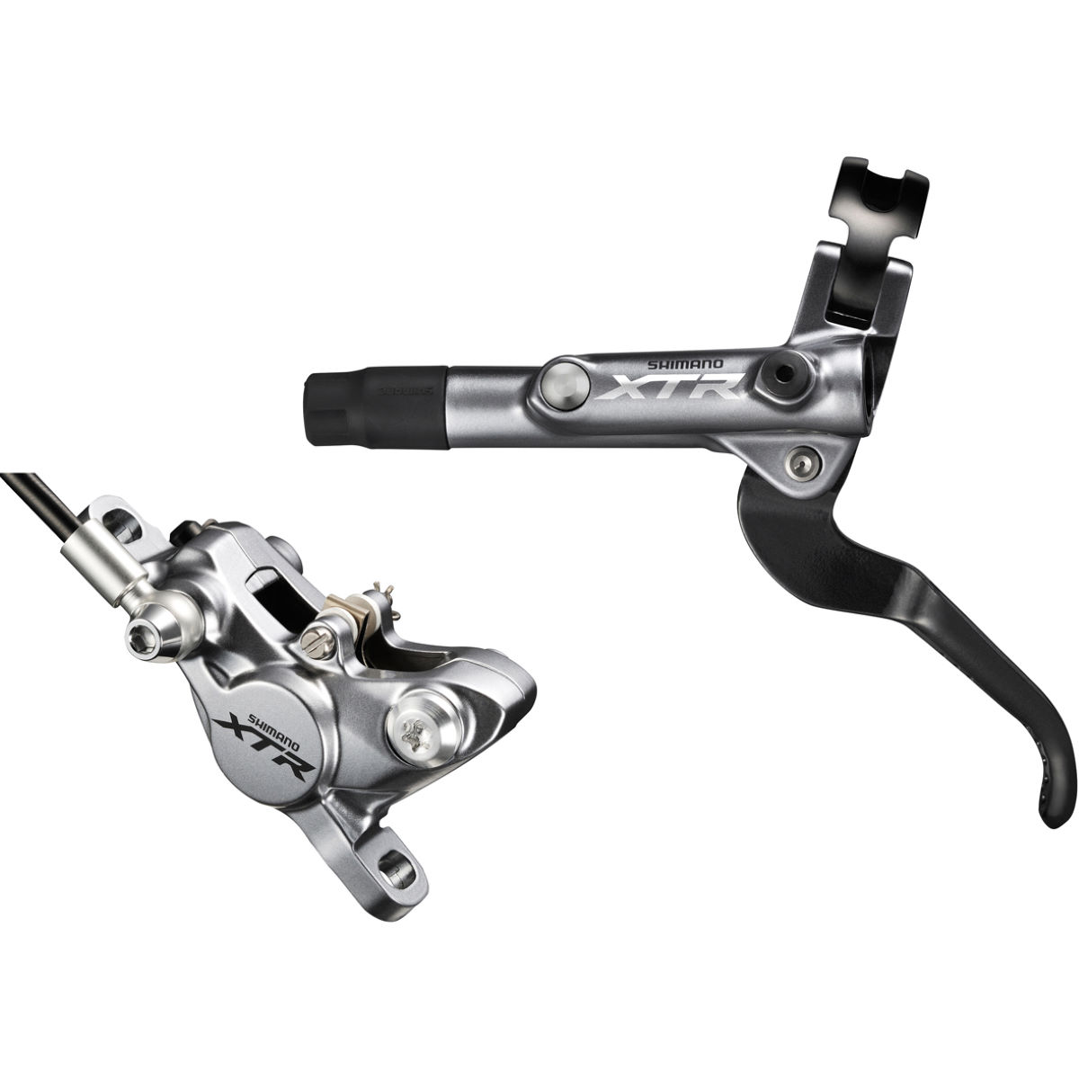 Shimano XTR M987 XC Disc Brake Lever and PM Caliper