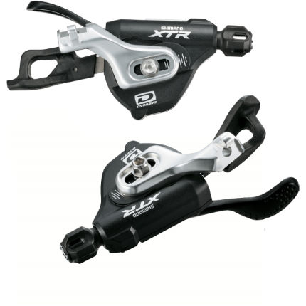 Shimano XTR M980 10 Speed Right Hand Shifter I Spec B