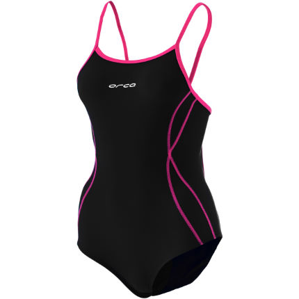 Orca Women's Core String Back One Piece Swimsuit 2014