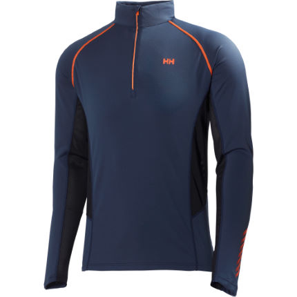Helly Hansen Pace Half Zip Long Sleeve 2 - SS14