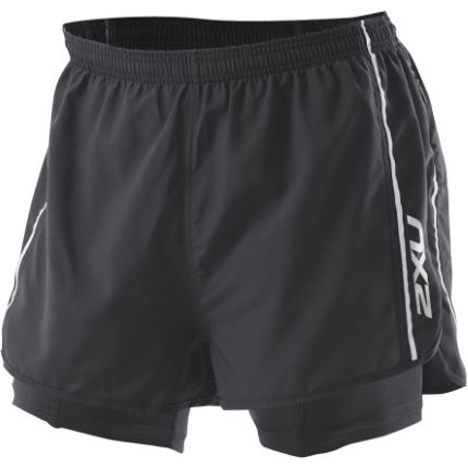 2XU 1/2 Compression Run Short