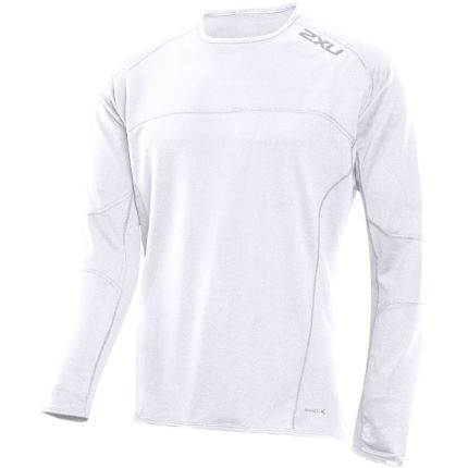 2XU Comp Long Sleeve Run Top - SS14