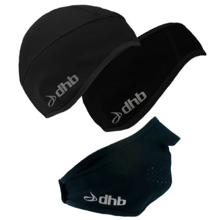 dhb Windtex Headwear Bundle