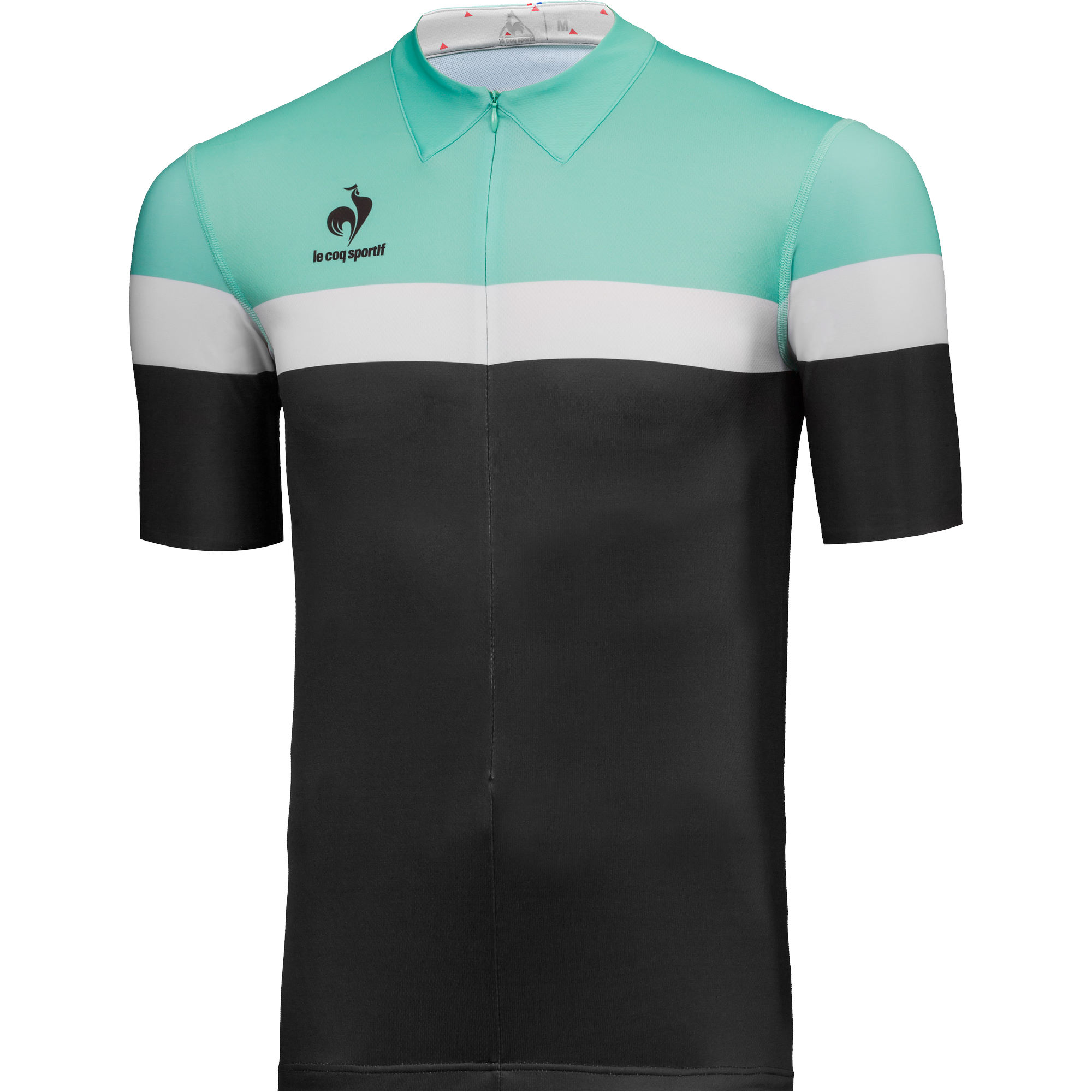 maillots manches courtes le coq sportif arac short sleeve jersey wiggle france. Black Bedroom Furniture Sets. Home Design Ideas