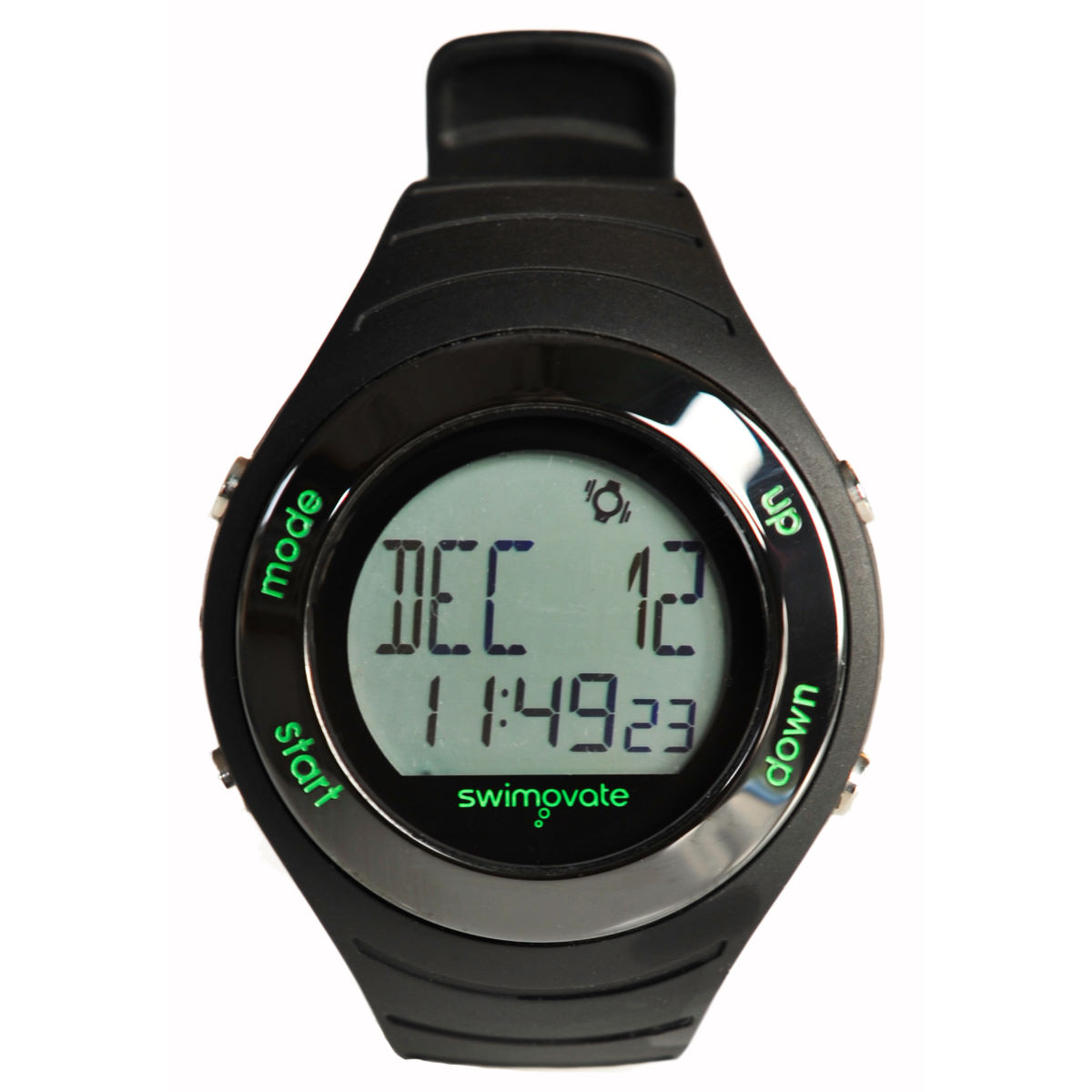 Montre Swimovate Pool Mate Live - Noir Compteurs GPS de running
