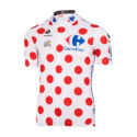Le Coq Sportif Tour de France KOM Polka Dot Jersey-Youth Sizes