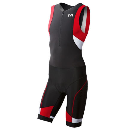 TYR Competitor Trisuit With Front Zipper