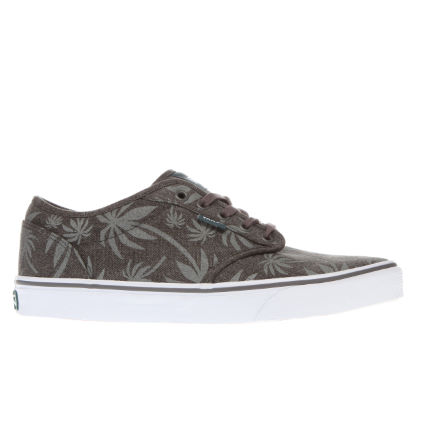 Vans Atwood Textiled Casual Shoes
